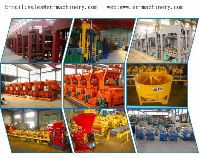 Interlocking Block Making Machine 1-40 Clay/Soil Brick Machine for Construction Machinery