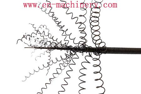 Flexible Shaft of Cross-Section View Vibrator Shaft Gear Shaft