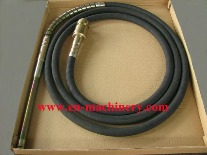 Dynapac type needle pipe rod pin parts flexible shaft concrete vibrator hose