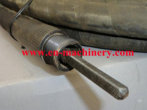 Ningbo factory product concrete vibrator /internal concrete vibrator hose