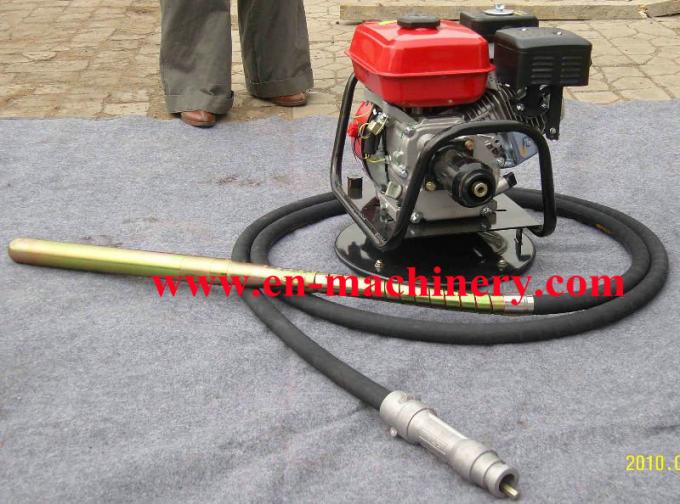 Squirrel gasoline power road concrete vibrator HONDA GX160 with vibrator shaft