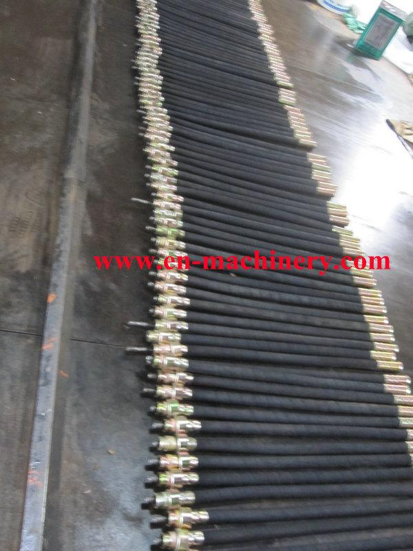 ZN type concrete vibrator rod / reinforced concrete iron rods