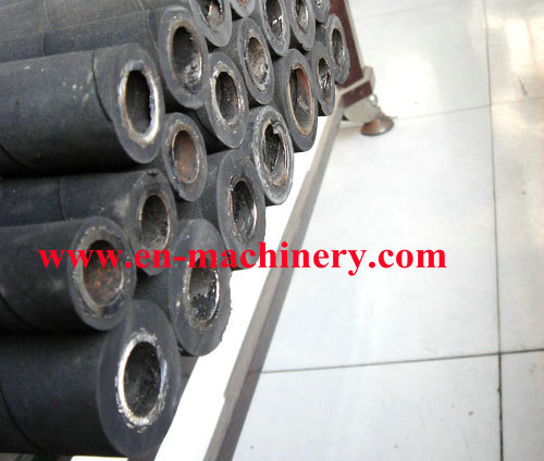 Rubber Pipe Tube Hose Flexible Shaft with Steel Weaved Smooth Surface