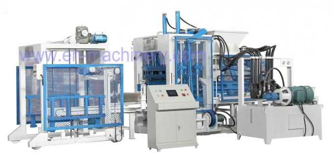 Cement Block Making Machine Block Machinery Competitive Frequency 8-15 Block/Brick Machine