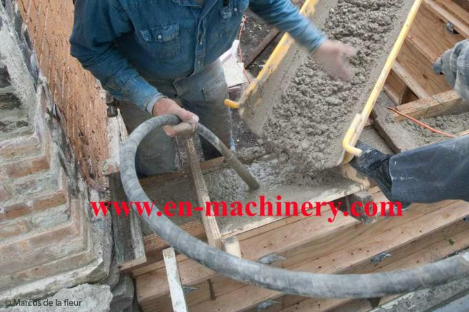 Pneumatic concrete vibrator concrete poker vibrator concrete vibrator flexible shaft