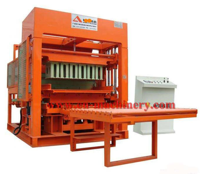 Automatic Cement Brick Block Making Machine 3-15  for Sale Manufacture Machines In China