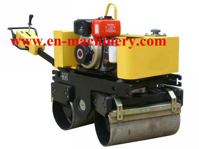 Compact asphalt surface machine, mini smooth drum or trench road roller vibratory road roller