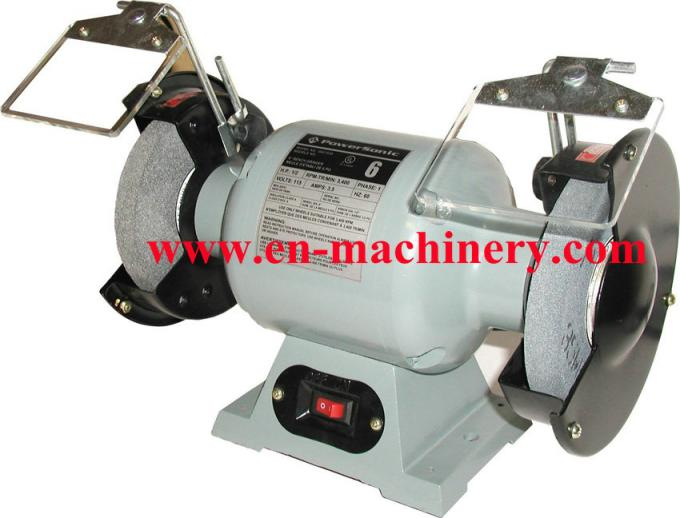Table Beach Grinder Machine with Model (MD-3220C) with Double Wheel