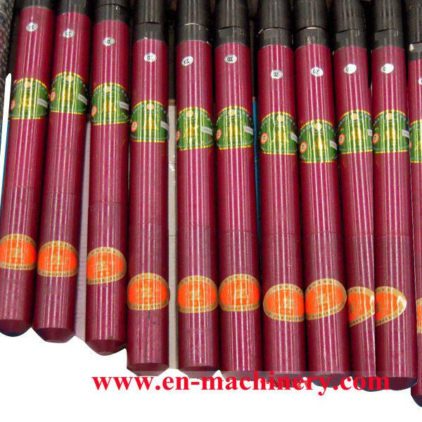Malaysia type 38mm,6mtrs Concrete Vibrator Shaft (Dynapac joint)
