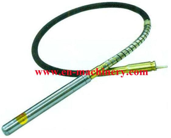 Concrete vibrator shaft/vibrator needle/vibrator hose/flexible shaft