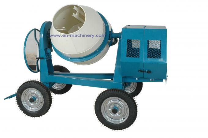 Electric engine small sell loading portable concrete mixer truck in stock