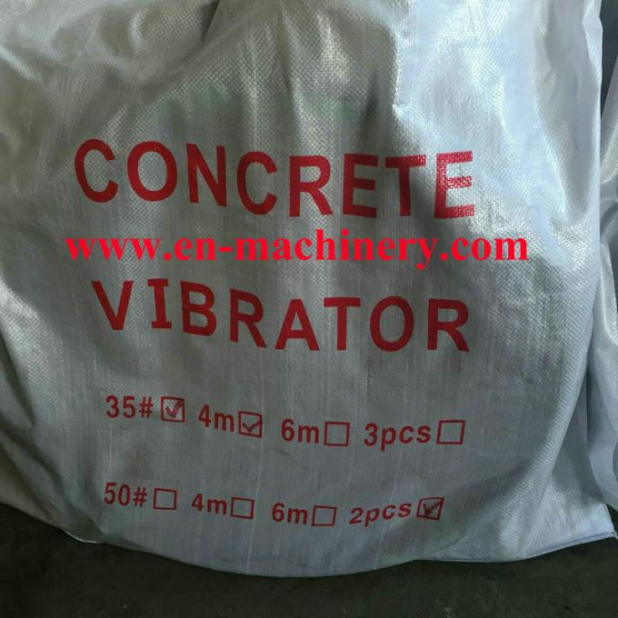 High quality and low price concrete vibrator shaft,concrete vibrator flexible shaft