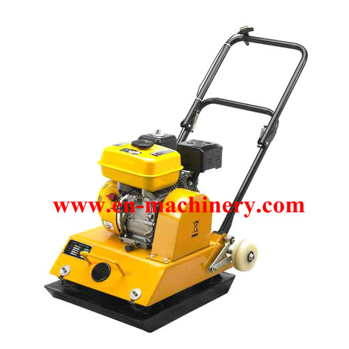 Compactor with Walk Behind Design Vibrator Plate Compactor (CD100-1)