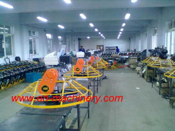 Whiteman power trowel blade power float power screed concrete equipment new light construction machinery Tools