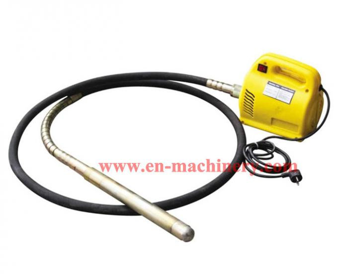 Eccetric Internal Type Vibrator machine with 28mm/32mm/38mm/45mm Concrete Vibrator Shaft