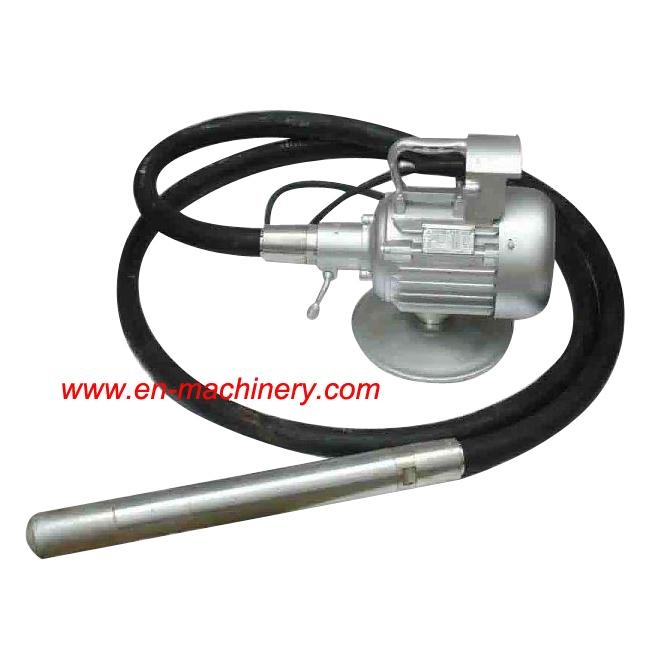 Electric portable Concrete Vibrator with Flexible Shaft poker hose Construction machinery