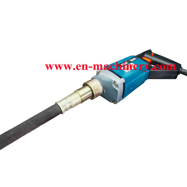 External Attached Electric Concrete Vibrator Handy Concrete Vibrator
