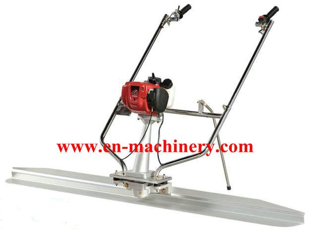 Surface Finishing Screed for Construction Machinery Simple Operation Low Maintenance