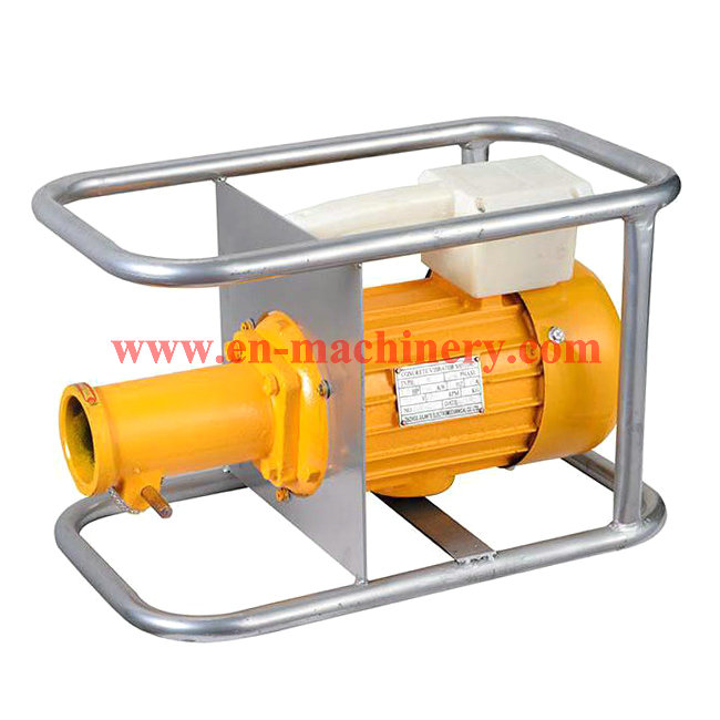 Electric Concrete Vibrator with Square Type Frame Vibrator of Concrete Tools