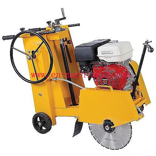 Asphalt Road Cutter Road Machine with Diesel Engine Saw Machine