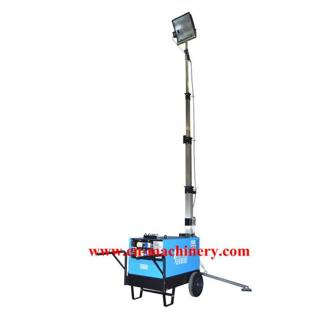 Construction Machinery Portable Light Tools Led Light Tower Machine