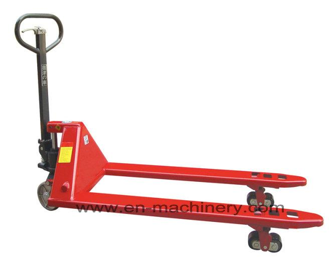Construction Machinery for Hand Pallet Trucks with Hand Forklift