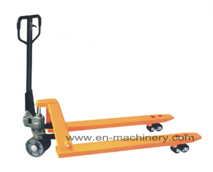 Forklift with High Power Lift Hydraulic Hand Pallet Truck TUV,light construction machinery