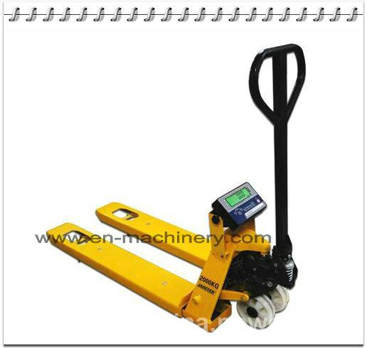 Hydraulic Hand Pallet Truck Pallet Jack with Material Handling Tools