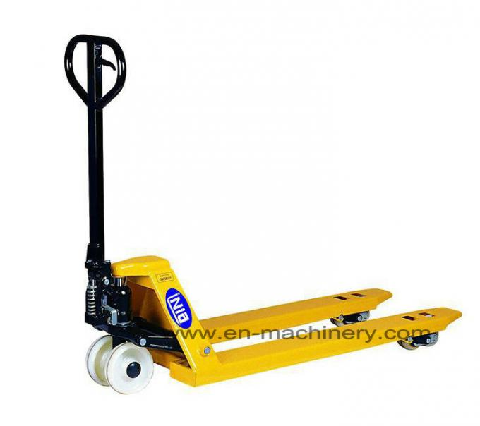 Durable and Easy to use Folding Hand Pallet Truck for Sale for Warehouse use