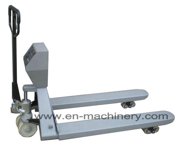 Economic ut reliable 2.0 tons high quality hand pallet trucks