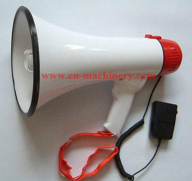 Handhold Megaphone with Inbuilt Microphone Rechargeable Handy Portable Megaphone