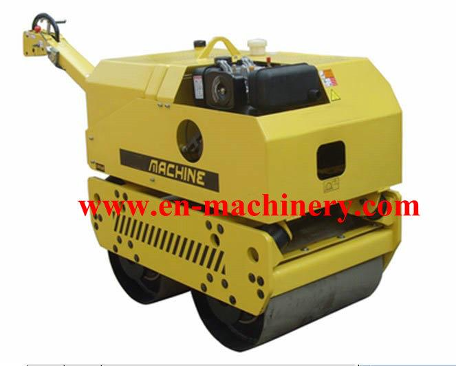 China Double Drum Vibratory Road Roller Asphalt Roller Construction machinery