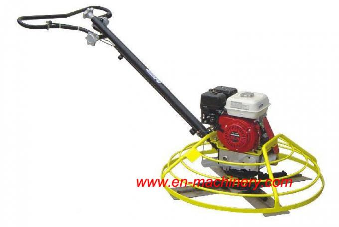Construction Machinery Power Trowel with Engine Honda or Robin