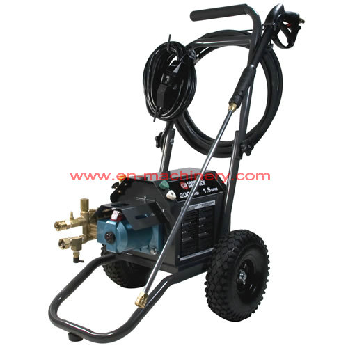 Stainless Steel Housing Cold Water 5.5KW Electric High Pressure Washer