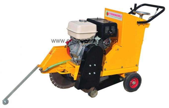 Concrete Cutter Saw and Concrete Road Cutter Walk Behind Concrete Tools