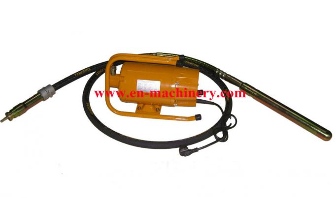 Japanese Type Concrete Vibrator 1.1kw 220V Single Phase Concrete Vibrator Motor Cast Iron