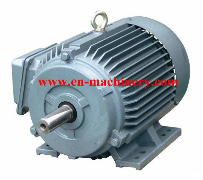Motorcycle three phase Super High Efficiency AC DC Electric Motor