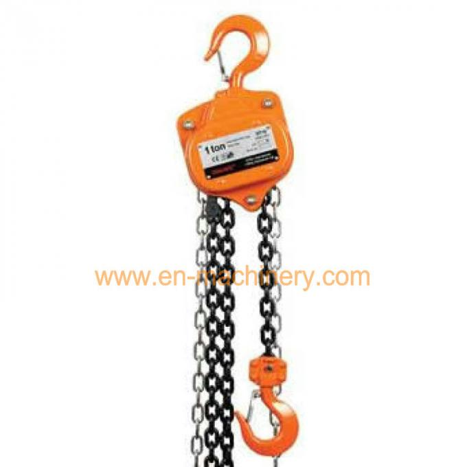 Chain Hoist, Chain Block,Chain Pulley Hoist with Different Capacity 0.5-20Tons