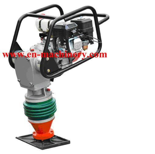 Gasoline honda power earth sand soil wacker impact jumping jack multiply compactor tamper vibrating tamping rammer