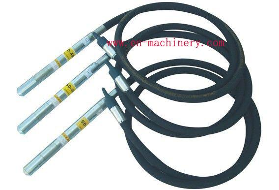 Malaysia Type Vibrator with Inserting Concrete Vibrator Shaft Conmec Concrete Vibrator