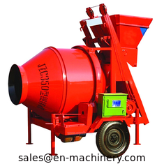 China Machinery Construction Machine Mixer Truck with Diesel Engine supplier