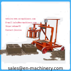 China Super performance of 2-45 Egg Laying Hollow Block Machine Charcoal Making Machine supplier