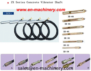 China SPARE PARTS FOR POWER TOOLS SHAFT FOR CONCRETE VIBRATOR SHAFT BUTTERFLY supplier
