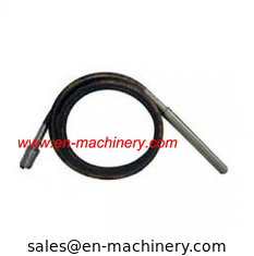 China ZN SERIES ZN50 4W CONCRETE VIBRATOR SHAFT/ WIRE-NETTED RUBBER vibrator head supplier