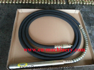 China Indonesia type concrete vibrator hose eccentric concrete vibrator manufacture supplier