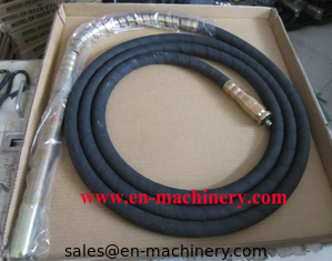 China HOT CE Concrete Poker Vibrator flexible shaft with japanese dynapac type 25 35 50 70 28 32 supplier