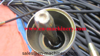 China Manufacturer concrete vibrator shaft hose Pin Type Janpanese malaysian type supplier