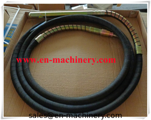 China Professional rubber sponge pipe / high quality rubber hose concrete vibrator high pressure supplier
