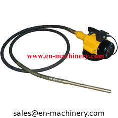 China Good price internal concrete vibrator / concrete vibrator construction machine supplier