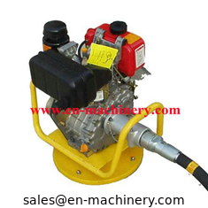 China Concrete vibrator with diesel engine Honda engine concrete vibrator price supplier
